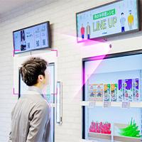 デジタルサイネージ配信・分析システム