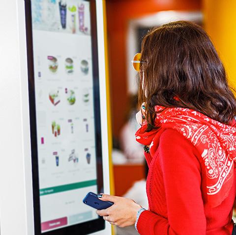 Kiosk Order